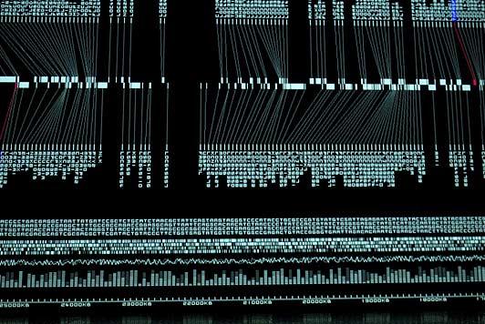 Datamatics 2.0 - Ryoji Ikeda