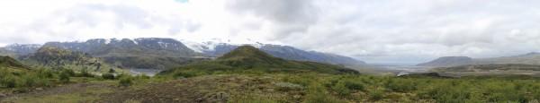 Vallée de la Markarfljót