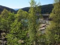 Lac Noir - Centrale EDF